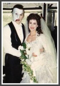 "Kevin Gray and Dodie Pettit -- a ""Phantom couple."""