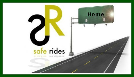 SafeRides logo