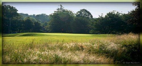 The Longshore golf course. (Photo by Dan Murdoch, via LongshoreGolf.com)
