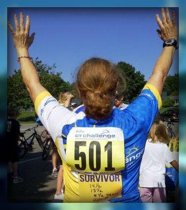 Amy Kaplan: survivor!