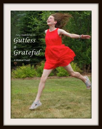 Amy Oestreicher poster