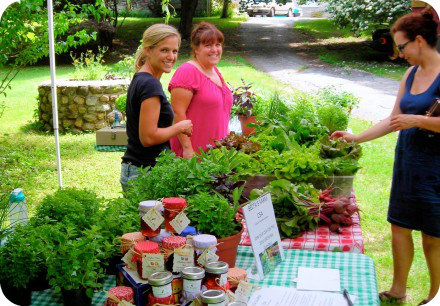 Belta's Farm Stand -- open Fridays and Saturdays, from 10 a.m. to 3 p.m.