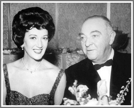 Page Morton Black and her husband, William Black, in the early 1960s. (Photo/New York Times)