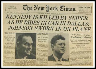 JFK NYT