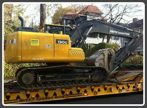 The payloader.
