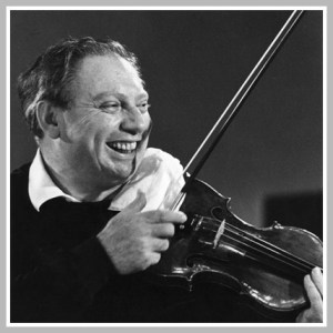 ...and Isaac Stern.