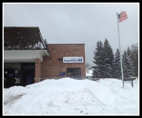 Westport Post Office