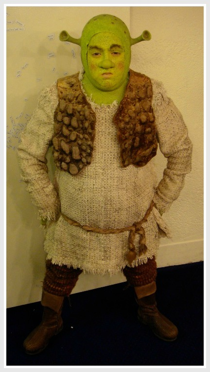 Adam Riegler, aka Young Shrek.