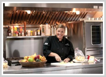 Chef Alison Milwe Grace. (Photo courtesy of Town Vibe)