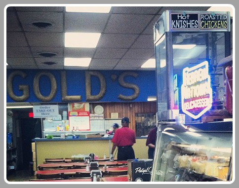 Golds deli