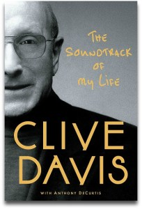 Clive Davis - The Soundtrack of My Life hc