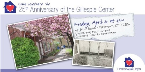 Gillespie Center - anniversary