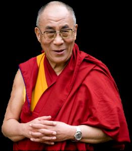 Cathy Dancz quoted the Dalai Lama...