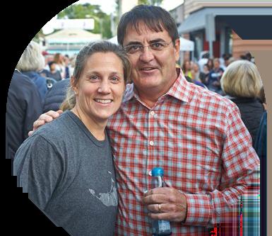 Dan and Nicole Donovan