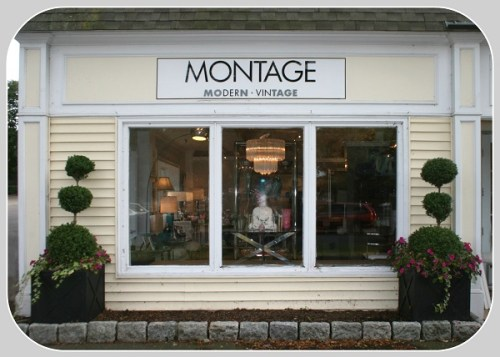 """Montage, in Westport. The name is a combination of """"MOdern"""" and """"viNTAGE."""""""