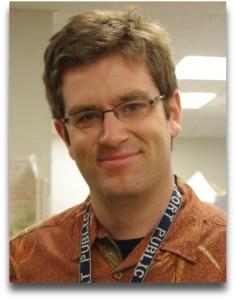 Daniel Heaphy (Photo/Inklings)