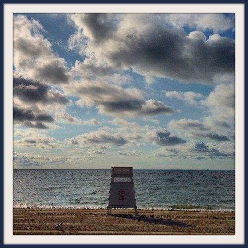 Compo Beach by Stacy Waldman Bass