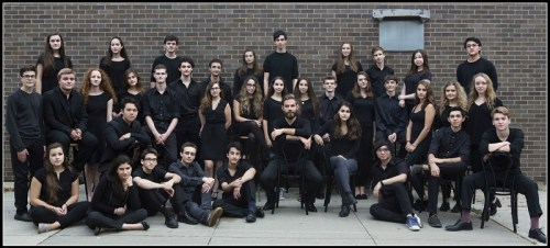 The 2014-15 Orphenians.