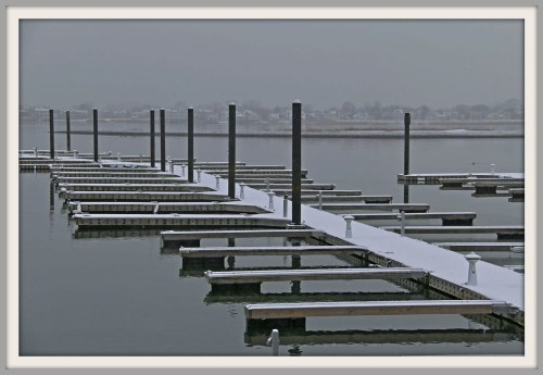 Edmund Strait Marina, at Longshore. (Photos/Lynn U. Miller)