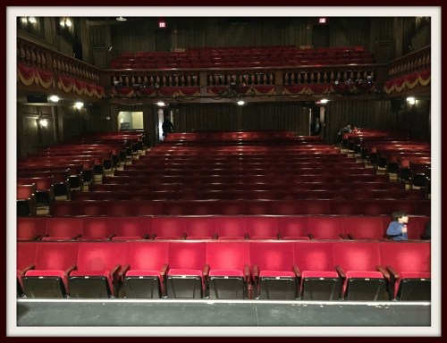 Standing on the venerable Westport Country Playhouse stage is a rare treat. Anyone can do it Saturday (4-7 p.m.), at the block party/open house.