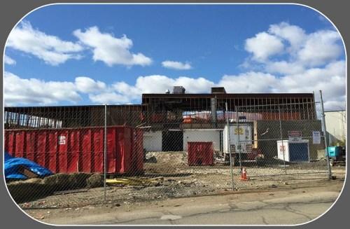 Y demolition