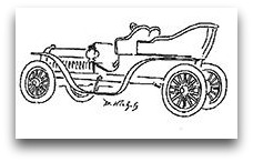 A Toquet touring car from 1905.