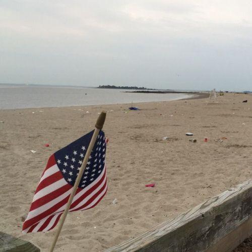 Cleanup flag - Betsy P Kahn