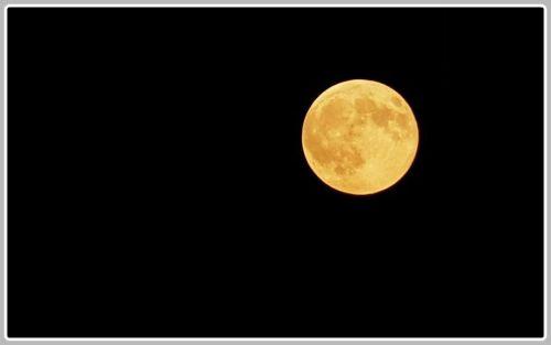 Moon - Saturday, August 29, 2015 -- Lee Scharfstein