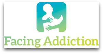 Facing Addiction logo