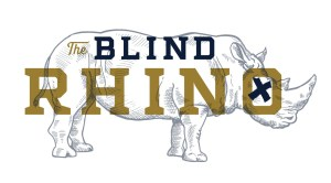 Blind Rhino logo