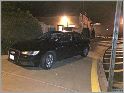 Entitled parking - Long Lots