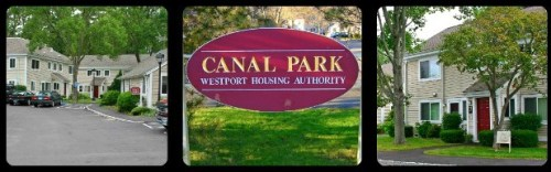 Canal Park offers affordable housing for seniors, near downtown. Because it was built before 1990, it does not count for points under 8-30g standards.