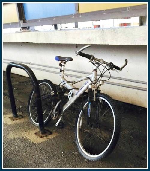 Train station bike 2