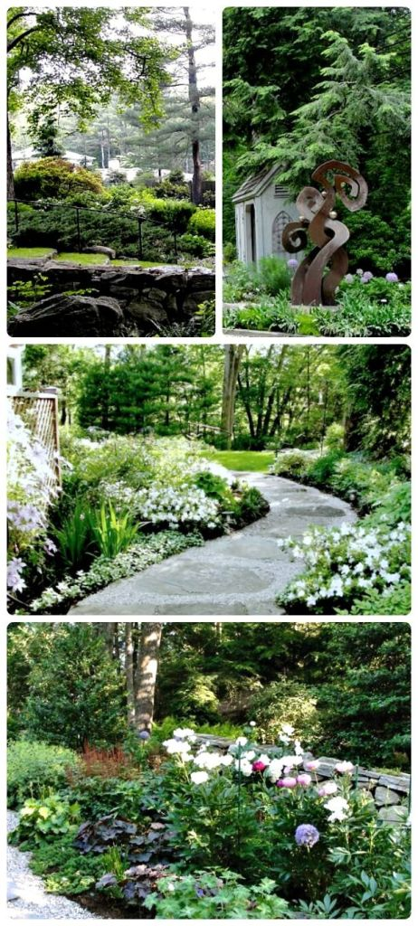 A collage of gardens on tap for Sunday.