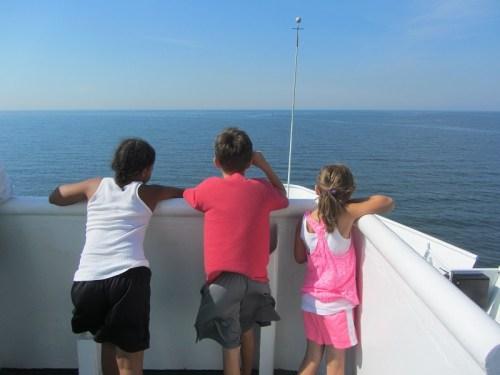 Fresh Air Fund - Port Jefferson ferry