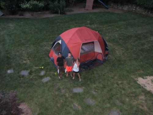 Fresh Air Fund - tent