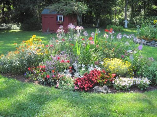 Happy place - Bobbie Herman - Fairfield garden