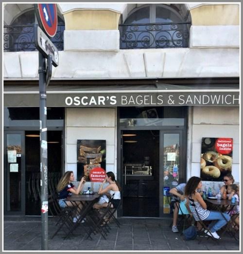 Oscar's in France