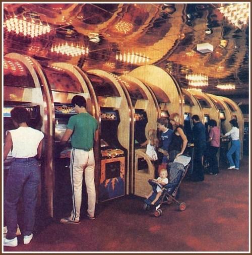 Las Vegas? Foxwoods? Nope -- Arnie's Place.