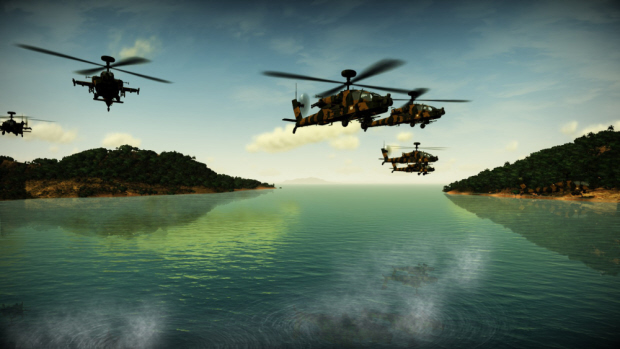 Apache: Air Assault Helicopter Combat Sim Coming To Xbox