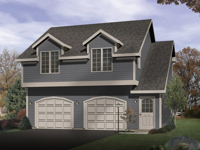 Brock Apartment Garage Plan 059d 7514 House Planore