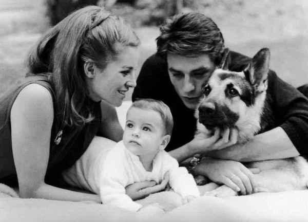 Ален Делон: биография, личная жизнь, семья, жена, дети