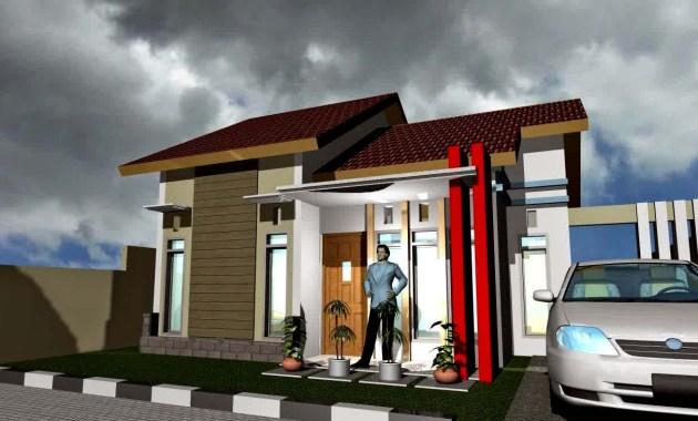 Contoh Rumah Minimalis Modern Type 60