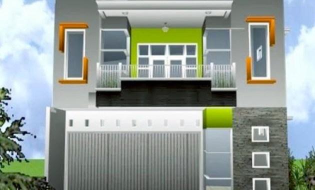 Gambar Rumah Toko Minimalis Sederhana Dua Lantai