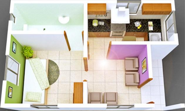 Desain Rumah Mungil Minimalis