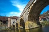 Brücke über den Doubs nach St-Ursanne