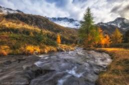 Bergbach, Val Viola, Val di Campo, Herbst, Indian Summer, Fuji X-T1, Fujinon, Landschaft, Landschaftsfotografie,