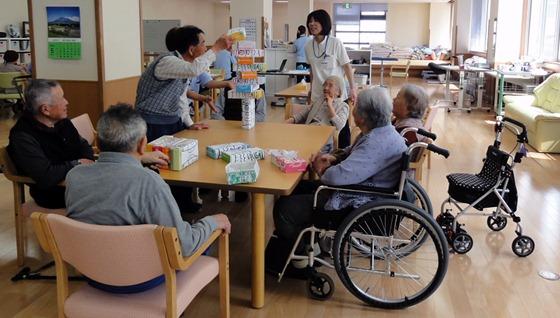 因島医師会介護老人保健施設「ビロードの丘」