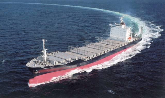 コンテナ運搬船「コンスタンチンS」