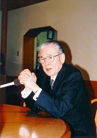 平山郁夫氏